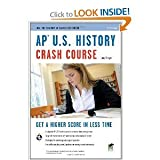img - for AP U.S. History Crash Course byKrieger book / textbook / text book