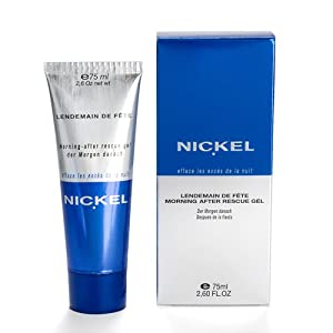Nickel Morning After Rescue Gel, 2.5-Ounces