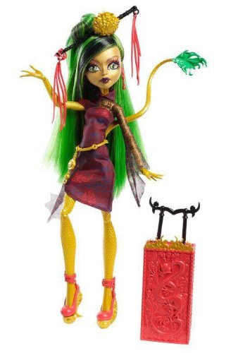 Monster High Scaris Jinafire Long Doll