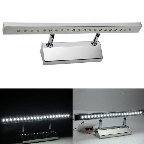 SODIALR-5W-21-LED-5050-SMD-Lampara-de-Pared-para-Bano-Espejo-6500K-Luz-Blanco