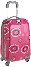 Rockland Luggage 208243 Polycarbonate carry-on Luggage