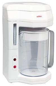 Amazon.com: Salton KM44WHT 2-Liter Iced Tea Maker, White ...