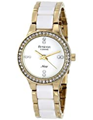Armitron Crystal-Accented Watch