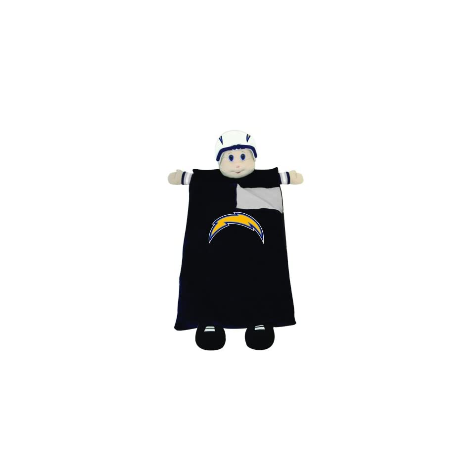 San Diego Chargers Mascot Sleeping Bag