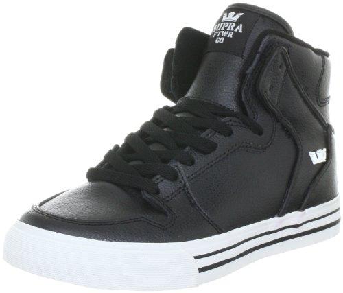 SUPRA Men's The Vaider Sneaker 9.5 Black