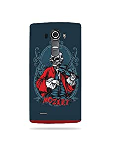 alDivo Premium Quality Printed Mobile Back Cover For LG G4 / LG G4 Case Cover (TS232)
