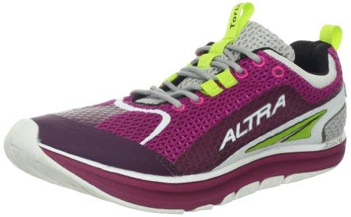 Altra Women's The Torin Running Shoe,Fuchsia/Grey,7 B US