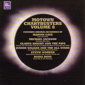 Various Artists - Motown Chartbusters Vol.8 [CASSETTE] (UK Import) [Musikkassette] - Zortam Music