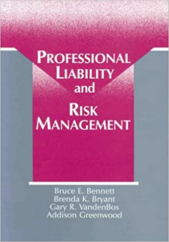 Professional Liability and Risk Management