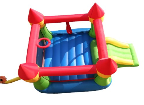 Bounceland Castle W/Hoop Inflatable SALE