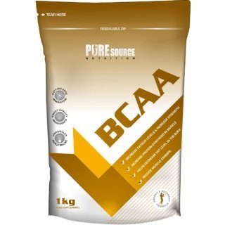 Pure Source Nutrion Pure Bcaa 2:1:1 1Kg Powder