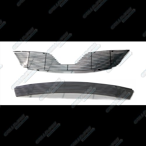 Fits 2011-2013 Toyota Corolla Billet Grille Grill Combo Insert # T81111A (2012 Toyota Corolla Grill compare prices)