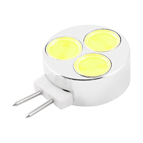 Dimart 12V 3W Watt Power White Light Cob Smd Led G4 Type Spotlight Lamp