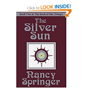 Silver Sun by Nancy Springer
