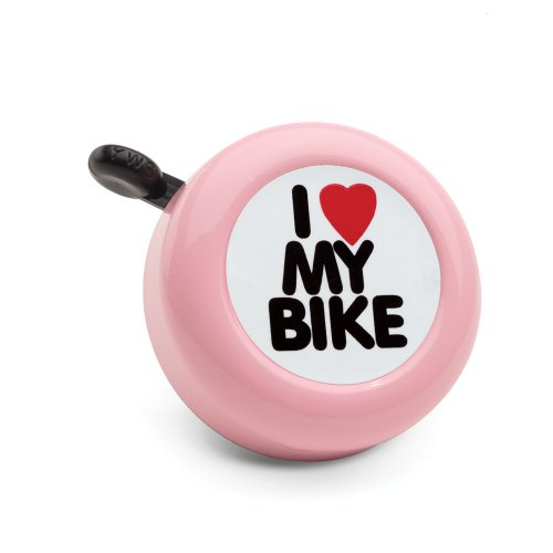 Electra Bicycle Bell (I Love My Bike Pink)