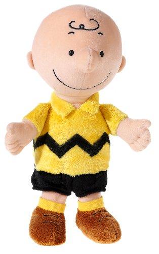 Peanuts - Snoopy - Charlie Brown di peluche, 30 centimetri