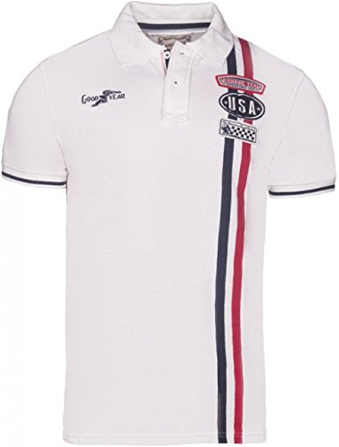 GOODYEAR -  T-shirt - Uomo multicolore L