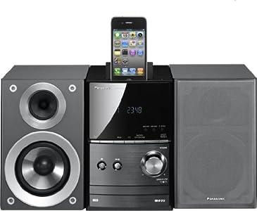 Cheap  Panasonic SC-PM500EG Stereo Hi-Fi System;2 x 20 W