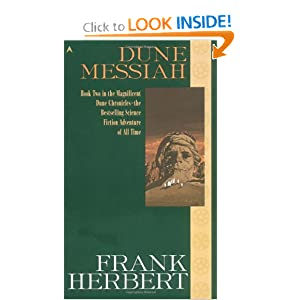 Dune Messiah (The Dune Chronicles, Book 2) by Frank Herbert
