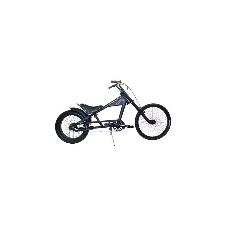 f9cbca4cbbc Schwinn Stingray Stealth 20 Inch Chopper Bike (Matte Black on PopScreen