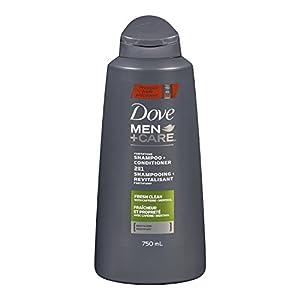 Dove Men+Care  Deep Clean Shampoo + Conditioner 750ml