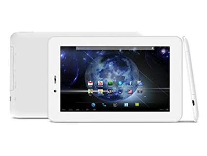 """GOCLEVER ELIPSO 71 Tablette Tactile 7 """" Vivante Android Blanc"""
