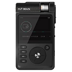 HIFIMAN HM-901 High Fidelity Portable Music Player w/ Standard Amp Card