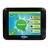 "Mappy mappymini 300 GPS Europe Ultra-fin Ecran tactile 3,5"" Cartographie Tele Atlas Mappy Europe de l'ouest CarteSD 1 Gopar Mappy"