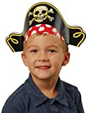 Paper Pirate Hats (1 Dozen)