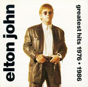 Elton John - Greatest Hits 1976 1986 - Zortam Music