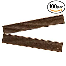 Arrow Fastener 608 Wide Crown Swingline Heavy Duty 1/2-Inch Staples, 1,000-Pack