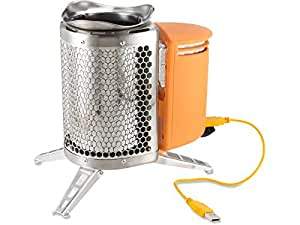 buy biolite wood burning campstove camping stove online at low prices in india. Black Bedroom Furniture Sets. Home Design Ideas