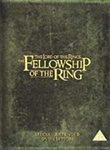 The Lord of the Rings: The Fellowship of the Ring [Import anglais]