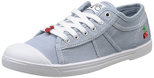 Le Temps des Cerises Ltc Basic 02 - Sneaker Donna, Blu (Ashley), 40