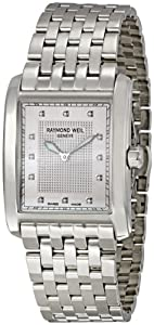 Raymond Weil Men'S 9975-St-65081 Don Giovanni Silver Dial Watch