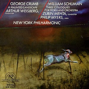 crumb-schuman-orchestral-music
