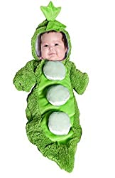 Underwraps Baby's Pea In A Pod, Green, Infant