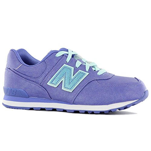 Baskets Lace New Balance - Violet