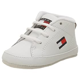 Tommy Hilfiger Infant/Toddler Flag Crib Shoe