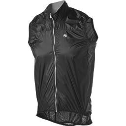 Giordana Triseason Wind Vest Black, XL - Men\'s