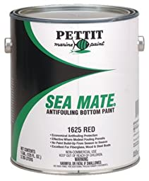 Pettit Paint Co. Sea-Mate Black Gallon