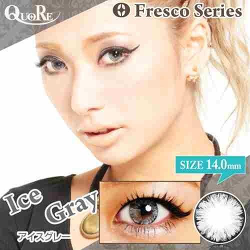 QUORE フレスコシリーズ 14.0mm アイスグレー 1箱1枚入
