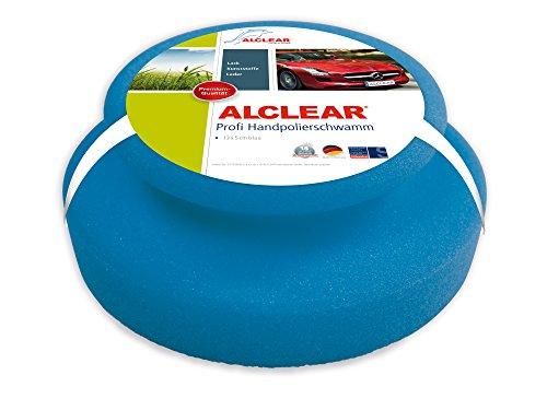 alclear-5713050m-profi-handpolierschwamm-130-x-50-mm-mit-umlaufender-griffleiste-fur-wachse-politure