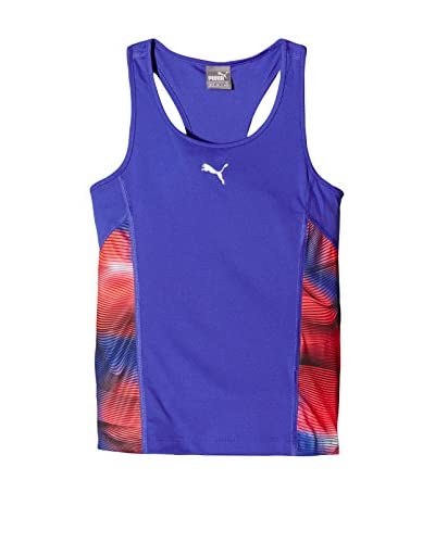 Puma Top Active Dry Training Tank G  [Blu]