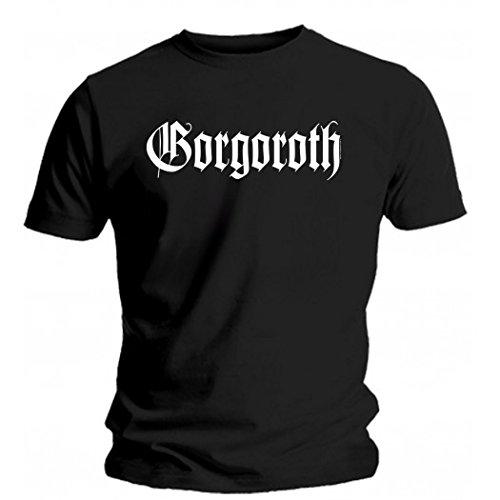 Gorgoroth - T-Shirt - True Black Metal multicolore M