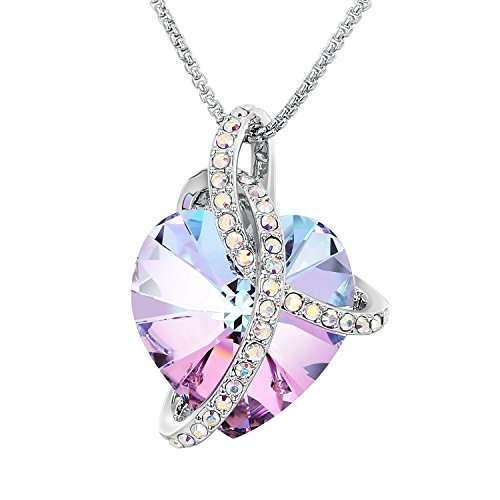 sues-secret-courageous-heart-gradient-purple-noble-heart-pendant-necklace-with-crystals-from-swarovs