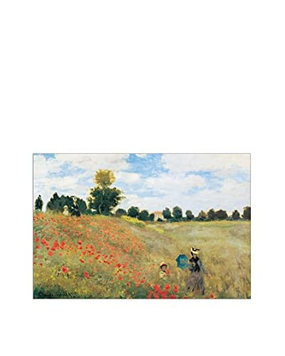 ArtopWeb muurschildering Monet Coquelicot 90x60cm