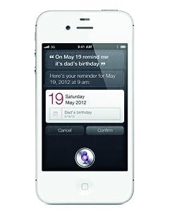 Apple iPhone 4S 64GB on O2 [ All SiRi 8MP 1080HD Camera Dual Core A5