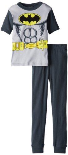 Batman Big Boys' Pajama Set, Assorted, 8
