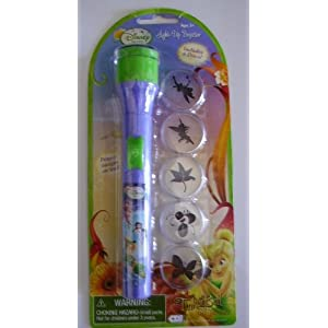 tinkerbell toys, light up projector